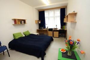 общежитие в Праге Орлик