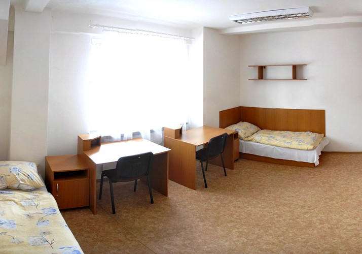 Ощежитие Прага ВШЭ