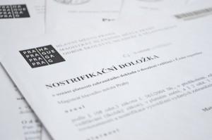 нострификация дипломов и аттестатов в чехии