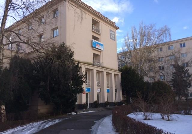 Общежитие ВШЭ Прага